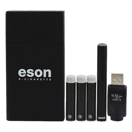 E-Cigarette Black Kit