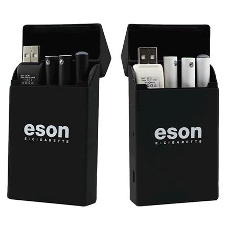 Electronic Cigarette Black & White