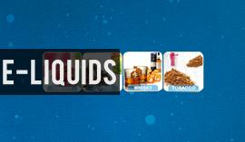 Electronic Shisha E-liquids, Cartomizers & Refills