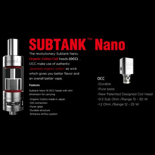 Subtank Nano