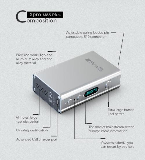 Smok Tech Xpro M65
