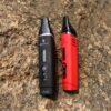Red & Black Vaping Herb Kit