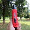 Red Vaping Herb Kit