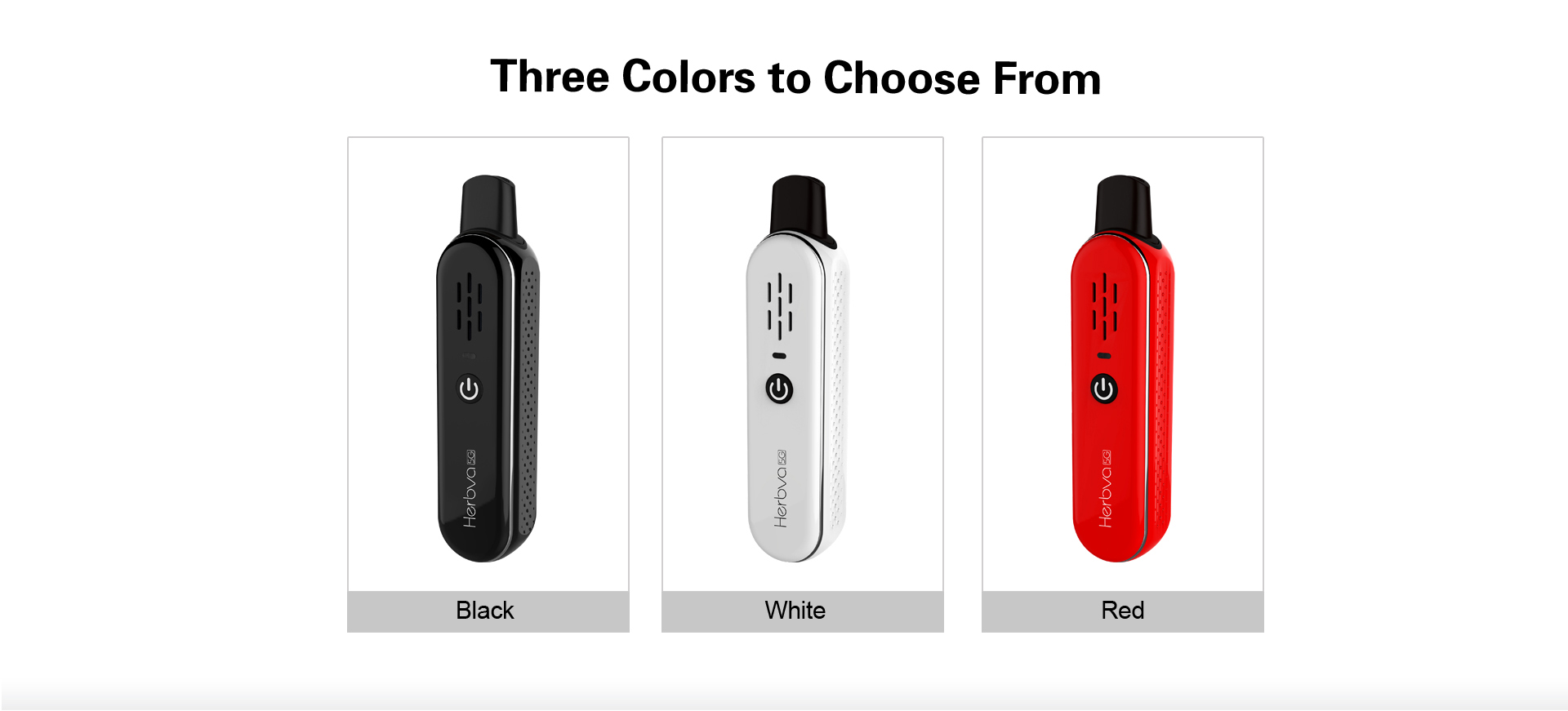 Airistech 5G CBD Herb Red White Black