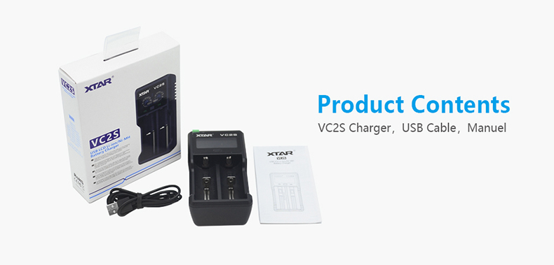 VC2s Full Charging Kit
