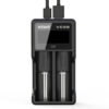 VC2s Xtar Charger Black New