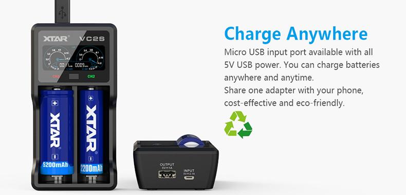 VC2s Micro USB