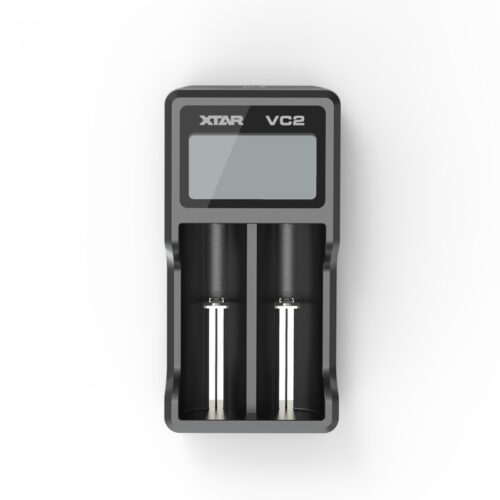 Xtar VC2 Charger Front View