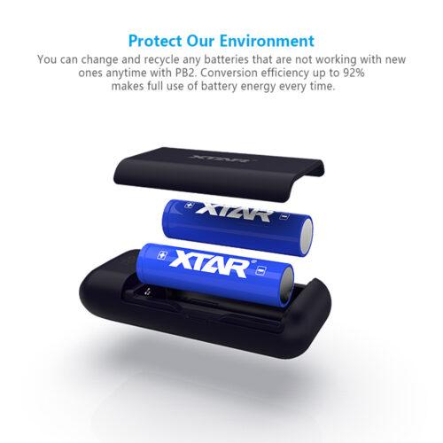 XTAR PB2 Innovative Design