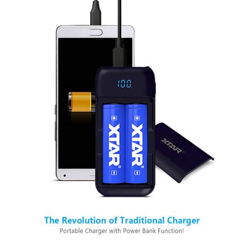 XTAR PB2 Perfect Mobile Powerbank
