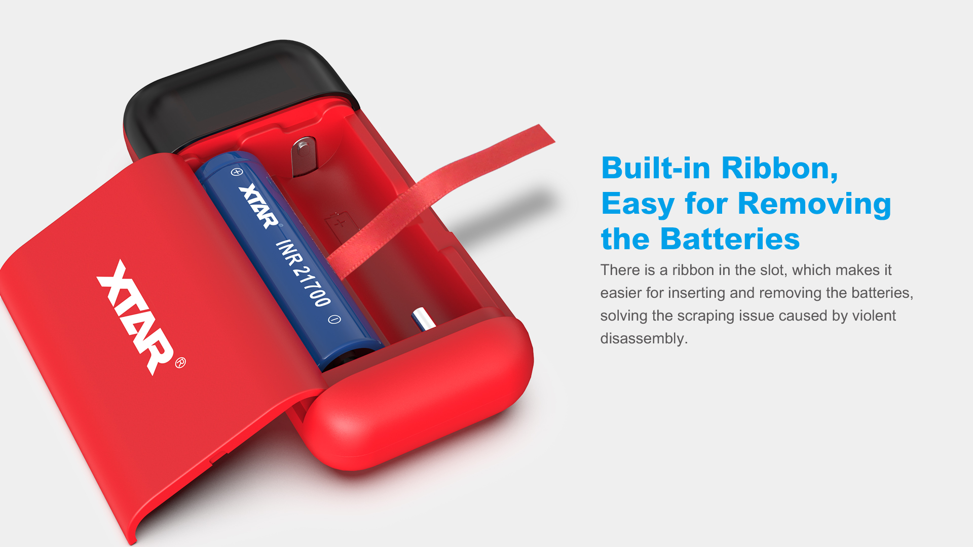 PB2s Powerbank Charger Ring Clip